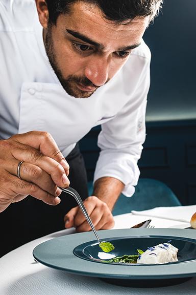 chef simone focus bio